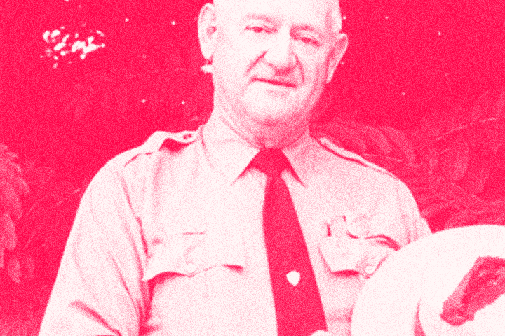 Between 1942 and 1977 Roy Sullivan survived 7 seperate lightning strikes.